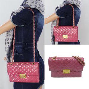 🦄✨Authentic✨🦄 Leather Shoulder Bag Pink